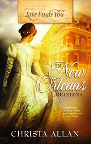 book cover of Love Finds You in New Orleans, LA