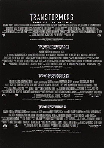 Review Transformers – Quadrilogie :