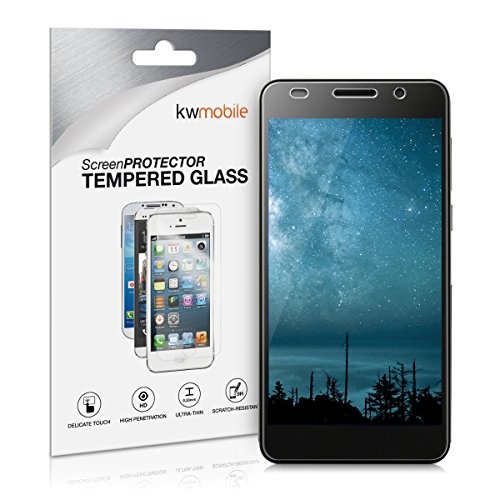 Tempered Glass for Huawei Honor 6 (Clear) - 5