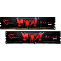 16GB G.Skill DDR4 Aegis 2400MH4z PC4-19200 CL17 Dual Channel Memory Kit (2x8GB)