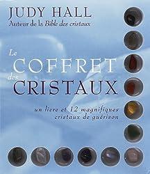 Le coffret des cristaux : Un livre et 12 magnifiques cristaux de guérison