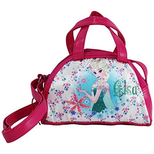 Disney Frozen Princess Elsa Kid Bag Handbag Bowling ()