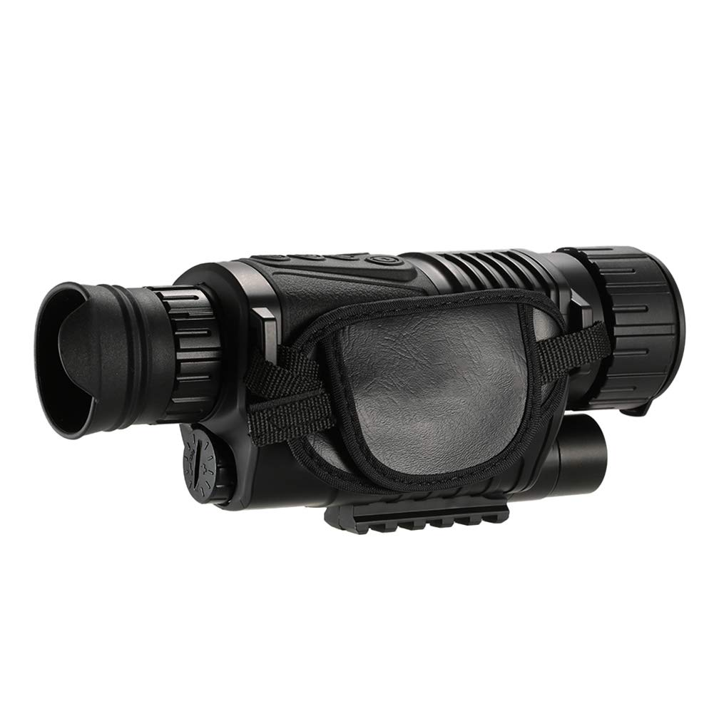 YTBLF 5X40 Multi-Function Night Vision Digital Monocular With Camera Recorder Function