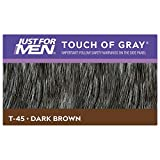 JUST FOR MEN Touch of Gray Hair Treatment T-45 Dark