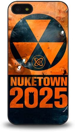 CALL OF DUTY BLACK OPS 2 NUKE TOWN 2025 iphone case