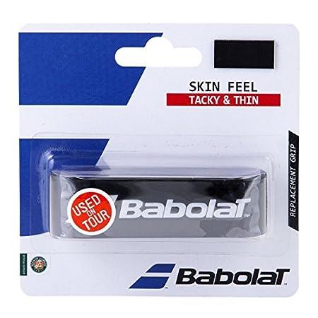 Babolat Skin Feel X1 Accesorio Raqueta de Tenis, Unisex Adulto, Negro, Talla Única Talla Única 670056