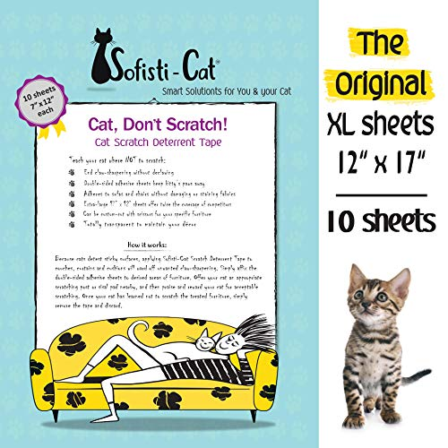 Sofisti-Cat Scratch Deterrent Tape