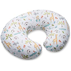 Boppy Pillow Slipcover, Classic Jungle Beat