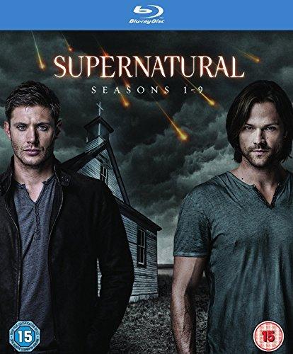 Supernatural Seasons 1-9 - 35-Disc Box Set Super natural ...