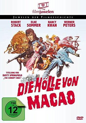The Corrupt Ones ( Die Hölle von Macao ) ( The Peking Medallion ) [ NON-USA FORMAT, PAL, Reg.0 Import - Germany - Imports Medallion