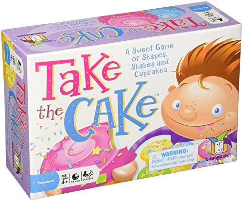 Gamewright 5518 Take The Cake