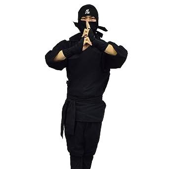 Amazon | 本格大人用忍者スーツ...