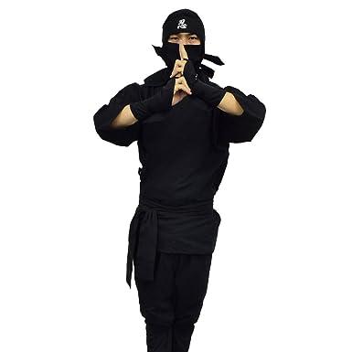 Amazon.com: Disfraz de ninja – Uniforme/arte marcial para ...