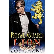 Royal Guard Lion (Shifter Kingdom Book 1)