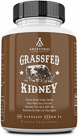 Ancestral Supplements Kidney High Selenium product image