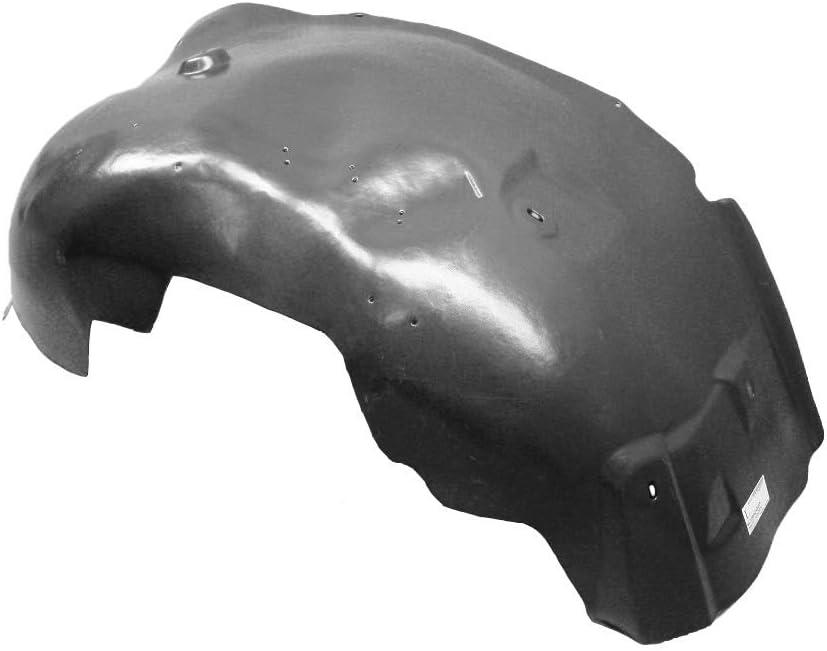 New GM1248183 Driver Side Splash Shield for Chevrolet Silverado 1500 2007-2013