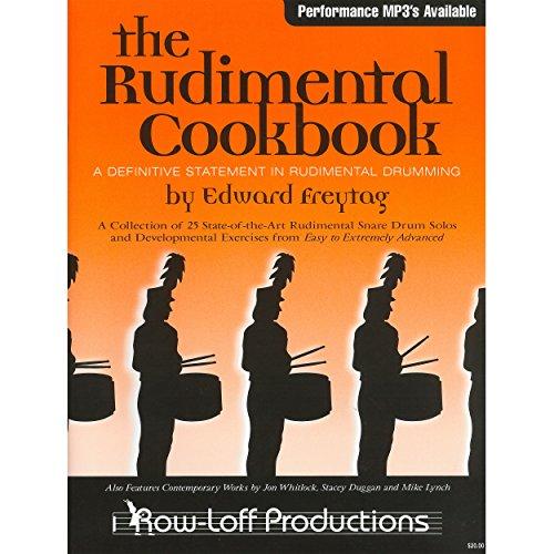 1001W - The Rudimental Cookbook - Book & MP3