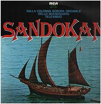 Sandokan Dalla Colonna Sonora Originale Dello Sceneggiato Televisio Vinyl Lp Amazon Co Uk Music