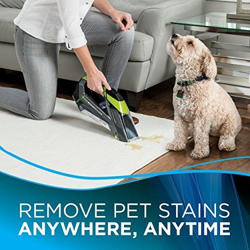 bissell pet stain eraser cordless portable carpet cleaner buy online in uae kitchen. Black Bedroom Furniture Sets. Home Design Ideas