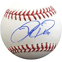 $134 » Authentic Autographed Joc Pederson Memorabilia Official MLB Baseball Los Angeles Dodgers ~ Beckett