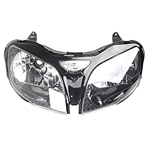 Amazon.com: GZYF 1 x Front Headlight Headlamp Assembly For