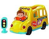 Vtech - 162905 - Jouet Musical - Tut Tut Copains - Mon Super Bus Magique + Vincent, Mr Prudent