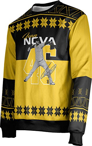 ProSphere Ivan Nova Pittsburgh 46 Unisex Sweater - Jingle - Sp Fashion Nova