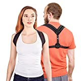 Upperlux Premium Posture Corrector - Spinal Back Support for Men and Women, Pain Relief for Neck, Back and Shoulder