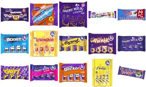 Cadbury Chocolate Freddo Crunchie Picnic
