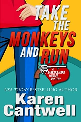 book cover of Take the Monkeys and Run