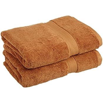 Best Amazon.com: Superior 900 GSM Luxury Bathroom 6-Piece Towel Set  QE38