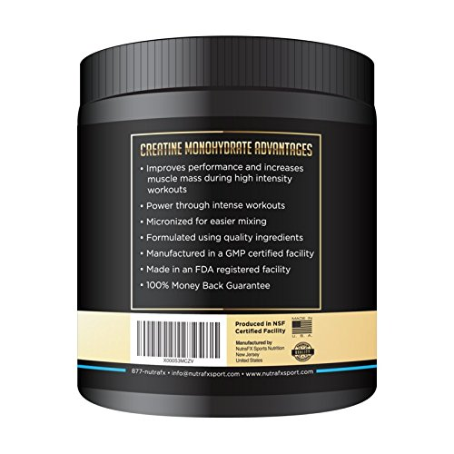an analysis of the supplementation of creatine in enhancing physical performance Monohydrate form using the raw material, creapure®, (a pure creatine monohydrate made in germany), to maximize the well-known size and performance enhancing effects of creatine.