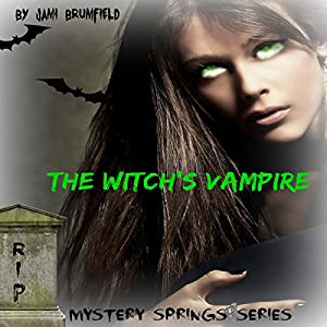 The Witch's Vampire Audiobook