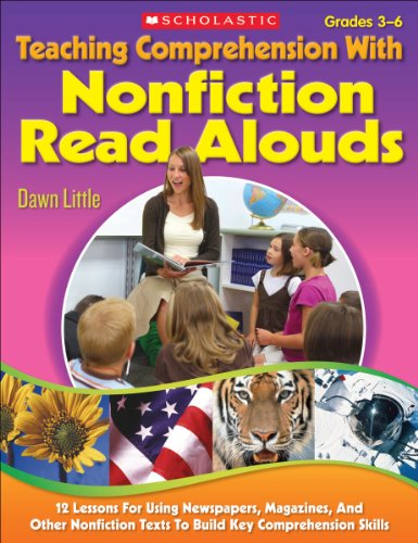 United Art And Education Coupon - Teaching Comprehension With Nonfiction Read Alouds: