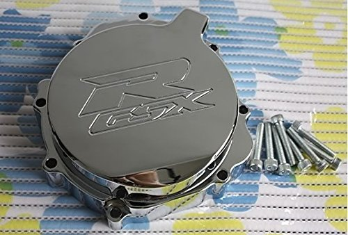 Engine Stator Cover For Suzuki 2005 2006 2007 2008 Gsxr1000 Chrome Left Side