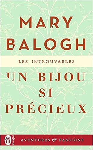 Un bijou si précieux – Mary Balogh 2017