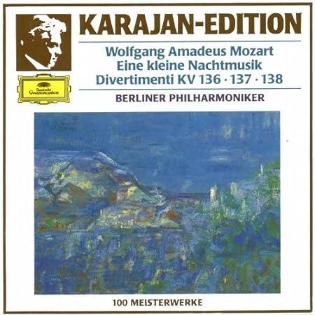 Karajan-Edition: Wolfgang Amadeus Mozart - Eine kleine Nachtmusik