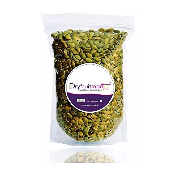 Dryfruit Mart Organic Raw Pumpkin Seeds, 1kg