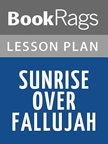 Lesson Plans Sunrise Over Fallujah EBook