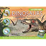 3-D Explorer: Dinosaurs: A Journey through the Prehistoric World (3D Explorers)