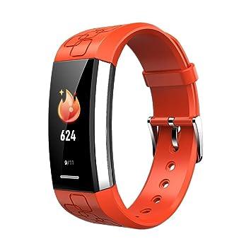Fitness Tracker, Smartwatch Pulsera de Fitness Resistente Al ...