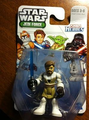 Obi-Wan Kenobi - Star Wars Jedi Force - Playskool Heroes