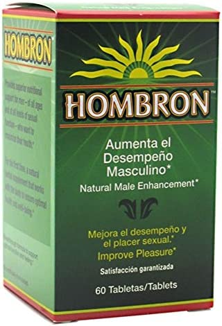 Absolute Nutrition Hombron Enhancement Tablets product image
