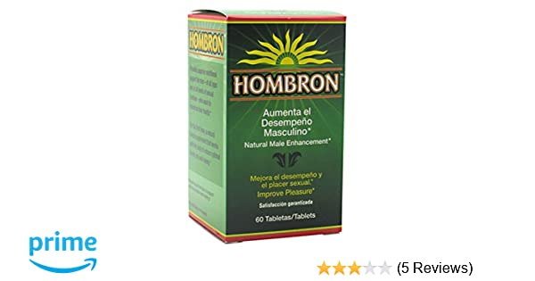 Amazon.com: Absolute Nutrition Hombron Male Enhancement Tablets, 60 Count: Health & Personal Care