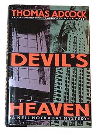 book cover of Devil\'s Heaven