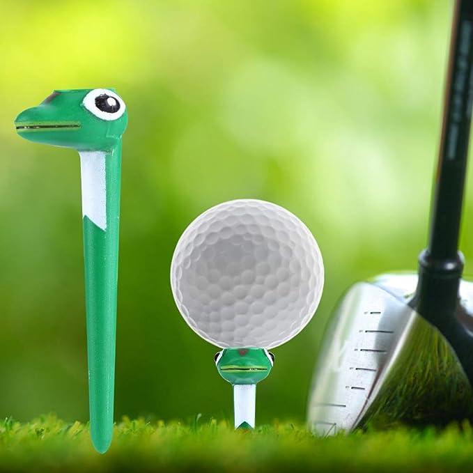 Amazon.com: Dewin - Juego de 6 soportes de pelota de golf ...