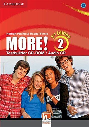 More! Level 2 Testbuilder CD-ROM/Audio CD