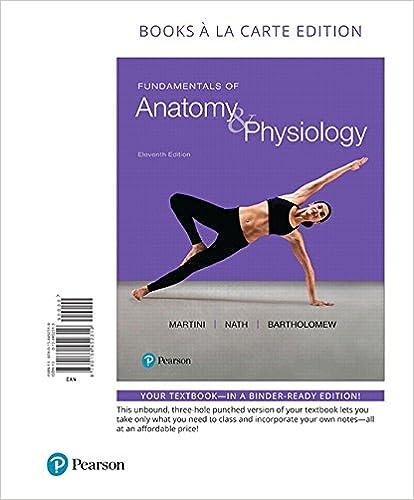 Fundamentals Of Anatomy Physiology Books A La