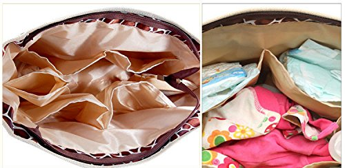 Amazon.com : Fashion 14Color/Style Maternity Big Nappy Bags Mummy ...
