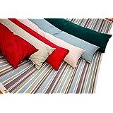 "Cintz Hammock Pillow, 50"" x 12'"" , Red color"